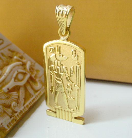 18k gold egyptian anubis cartouche egyptian jewelry cartouche 18k gold egyptian anubis cartouche egyptian jewelry cartouche jewelry egyptian gold cartouches aloadofball Choice Image